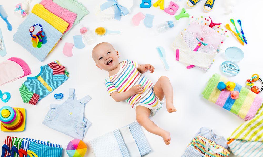 Wat heb je echt nodig voor een baby?