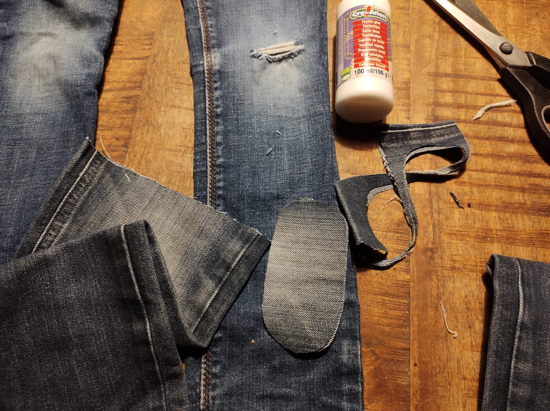 Onzichtbaar broeken repareren (en goedkoop)